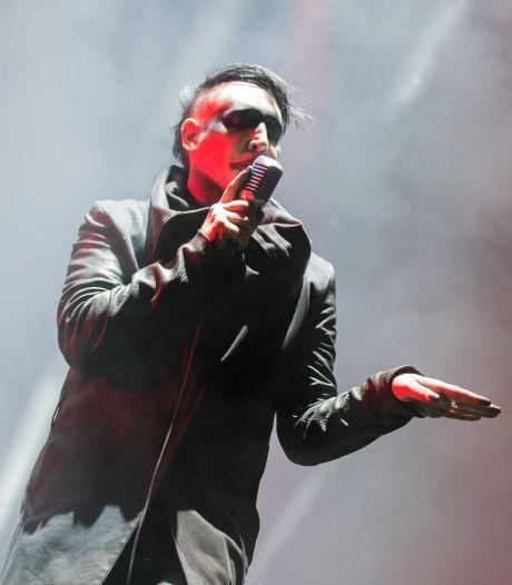 Marilyn Manson aangeklaagd door GoT-actrice om seksueel misbruik