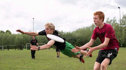 Frisbeeclub start met jeugdwerking