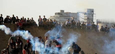 Israël bombardeert opnieuw doelen Hamas in Gazastrook