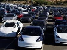 Tesla-eigenaren vragen tot 10 mille boven nieuwprijs voor bijtellingsvriendelijke Model 3