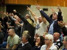 Wie won er in Steenbergen: schreeuwers of democratie?