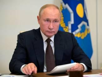 """""""Tientallen personen"""" uit entourage Poetin hebben coronabesmetting opgelopen"""