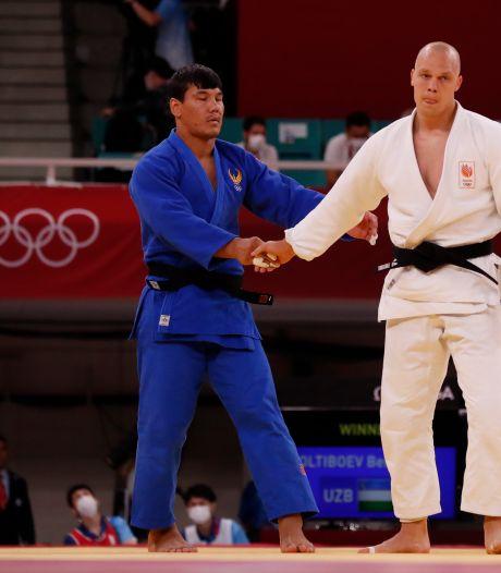 Olympische droom Grol spat binnen 25 tellen uiteen: 'Ik voel me klote'