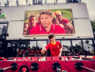 Karl Vannieuwkerke, Wesley Sonck en Jan Boskamp openen 'Villa Sporza'
