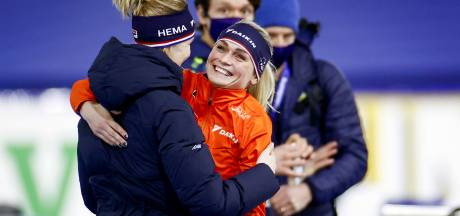Brons voelt als goud voor emotionele Carlijn Achtereekte. 'Ik hoop dat mijn moeder trots is'
