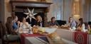 Spanning aan de ontbijttafel, na een onverwachte wending in het tv-spel De Verraders.