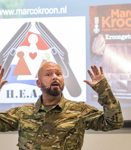 Bosschenaar Marco Kroon bezweek bijna aan geheim: 'Ik dronk te veel en wilde het leger verlaten'