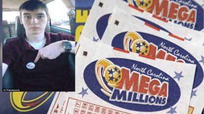 """20-jarige wint jackpot van 234 miljoen euro: """"Ik hoop goed te doen voor de mensheid"""""""