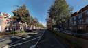 De Koningsweg , onderdeel van de Oranjeboulevard, zoals deze er nu ligt.