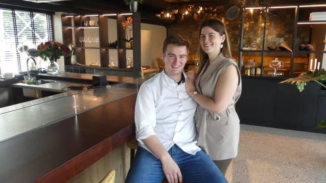 Slagerszoon en jong keukengeweld Louis (21) opent restaurant Bachten de Leie vlak bij provinciegrens