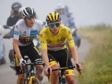 Tadej Pogacar assoit sa domination sur le Tour en remportant la 17e étape au sommet du col du Portet