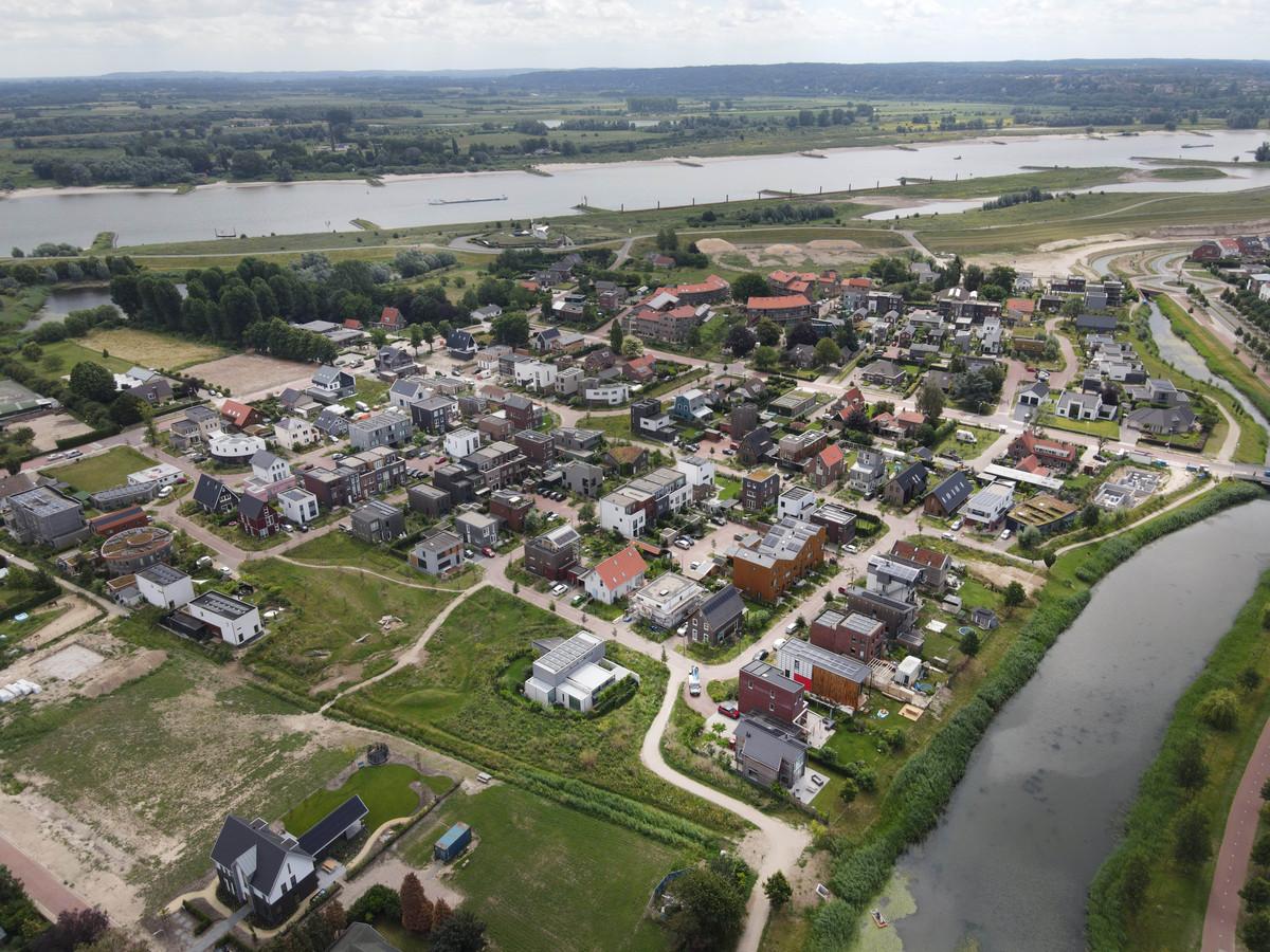 Plant je vlag in Nijmegen Noord: nergens zo veel bouwstijlen op een klein oppervlak.