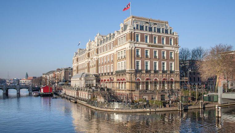 Het Amstelhotel Beeld Floris Lok