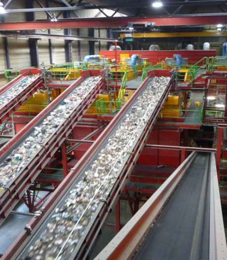 Nieuwe megafabriek voor afvalscheiding bezorgt huishoudens geen lager tarief