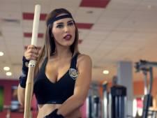 Yolanthe mept er driftig op los in Turkse politiefilm