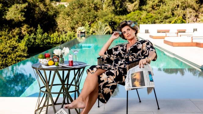 Daniëlle Oerlemans in Los Angeles: 'Ik ben beter achter de schermen'