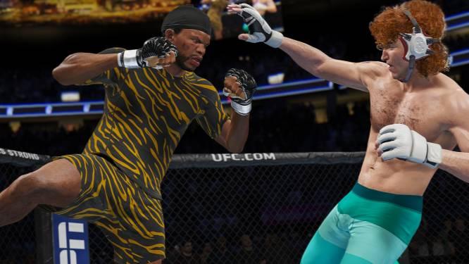 GAMEREVIEW UFC 4: ideaal om stoom af te laten bij hete temperaturen