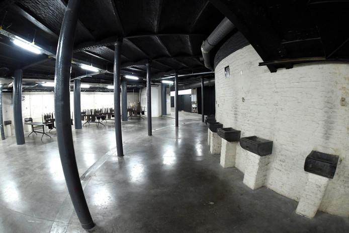 Les anciennes écuries devraient prochainement être réaménagées en une salle polyvalente