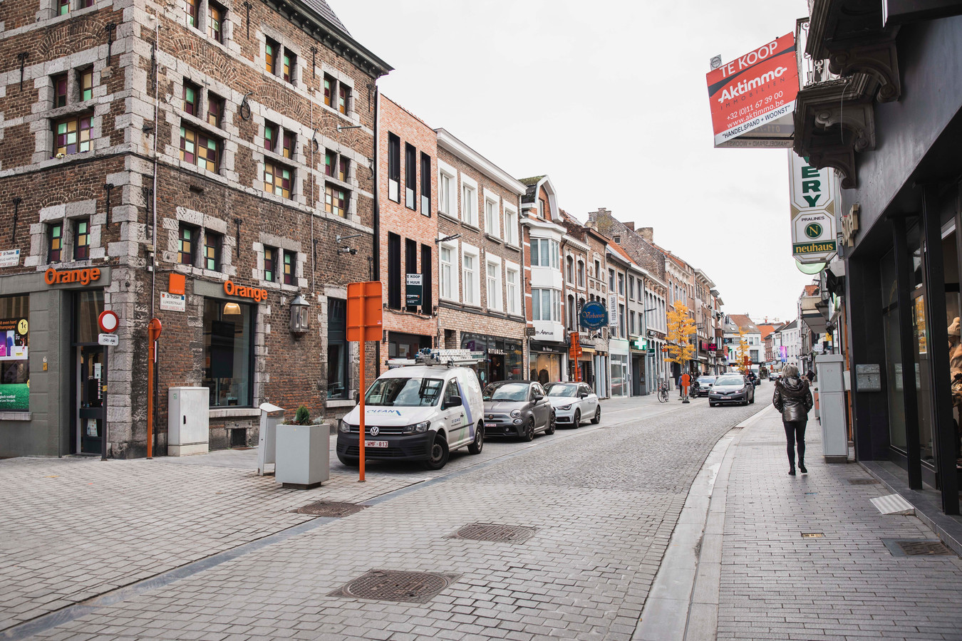 Stad Sint-Truiden wil haar inwoners en bezoekers aanmoedigen om lokaal te shoppen en verlengt daarom haar parkeerinitiatief tot eind december.