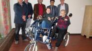 Kiwanis sponsort duofiets voor woonzorgcentrum Huize Sint-Augustinus