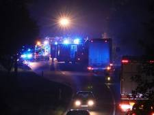 Twee gewonden bij aanrijding op N35 bij Enschede