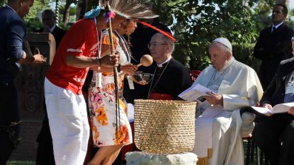 Zet de paus in het regenwoud de deur open voor getrouwde priesters?