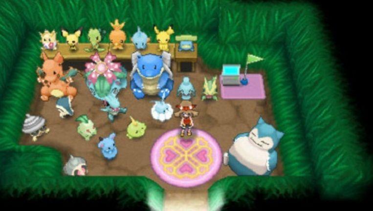 null Beeld The Pokémon Company / Nintendo