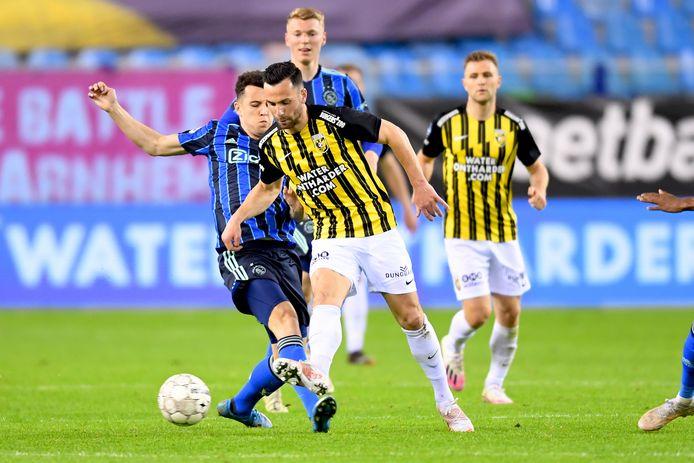 Thomas Bruns verlaat de eredivisie voor de Turkse tweede divisie.