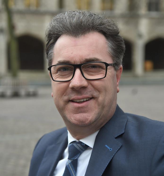 Harry van der Maas.