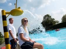 Weer zonnen, douchen en volop zwemmen bij Statenbad