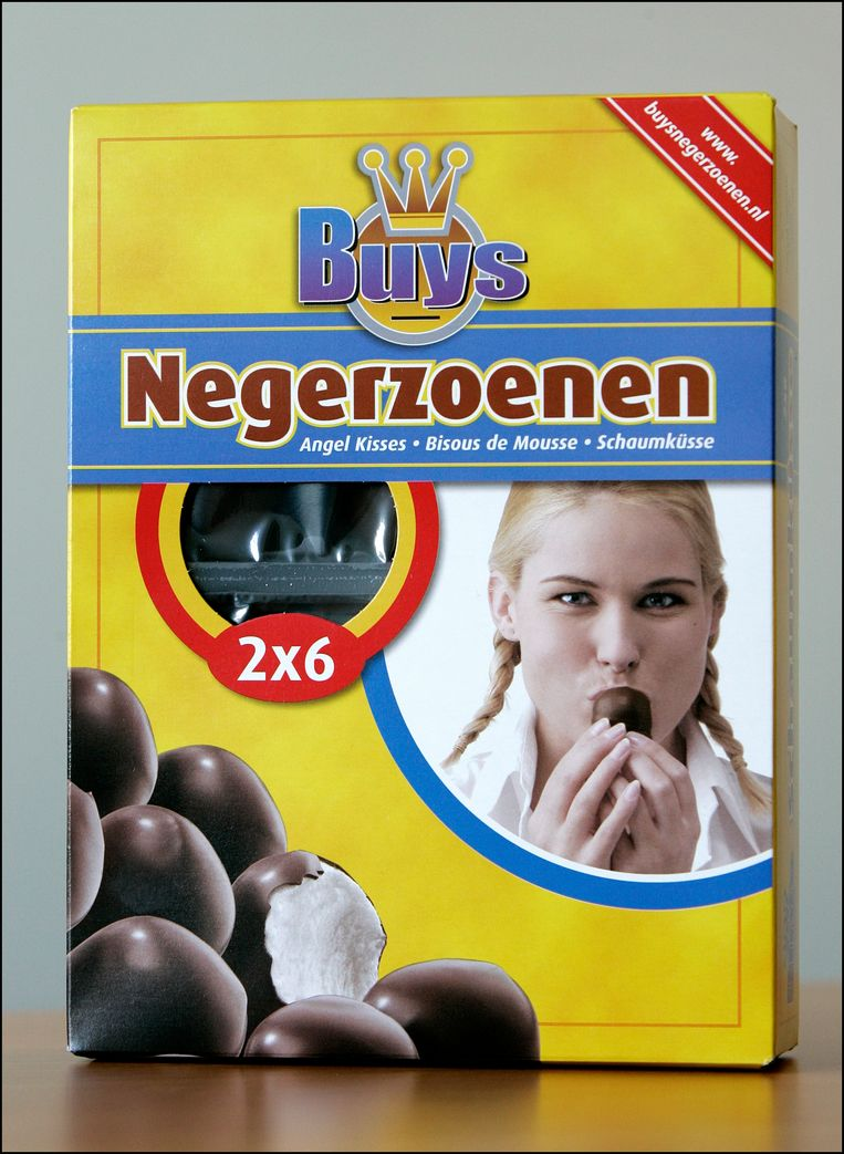 De Negerzoenen werden later omgedoopt tot Buys Zoenen. Beeld ANP XTRA