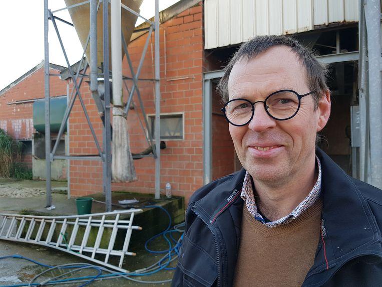 Eigenaar Filip Callemeyn van Bekegemse Foie Gras.