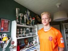 Poolbiljartkampioen Yannick Pongers: 'Om goed te worden moet je echt veel trainen'
