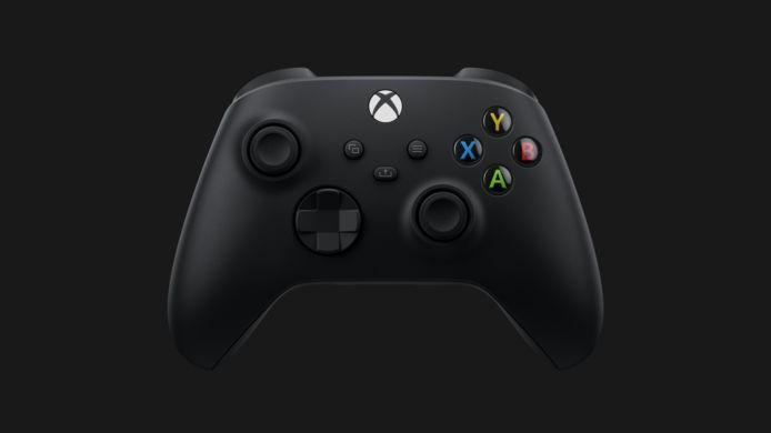 De nieuwe (ouwe) controller van de Series X.
