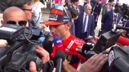 VIDEO. Winnaars van de dag Nibali en Carapaz reageren na zestiende Giro-rit