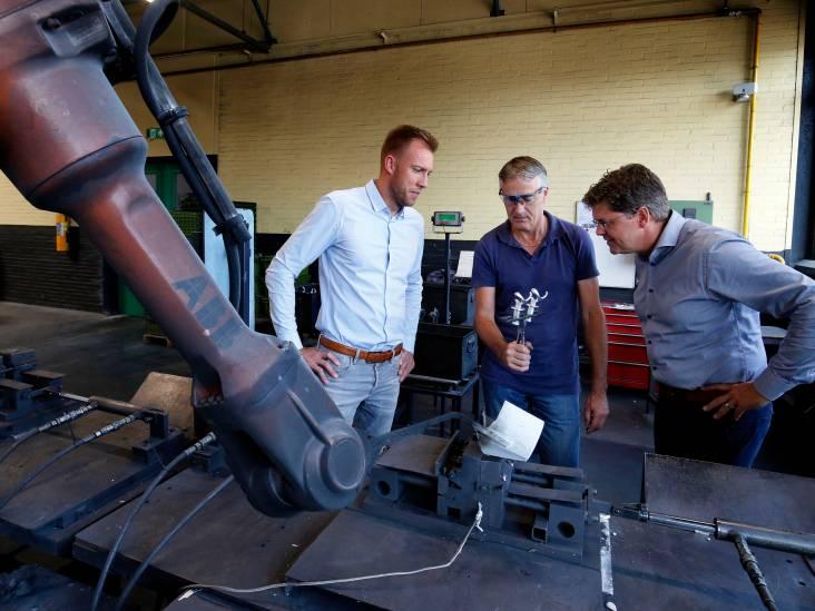 Hermeta giet al 95 jaar aluminium: 'Het is een echt ambacht'