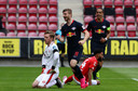 Timo Werner maakte opnieuw een hattrick tegen Mainz.