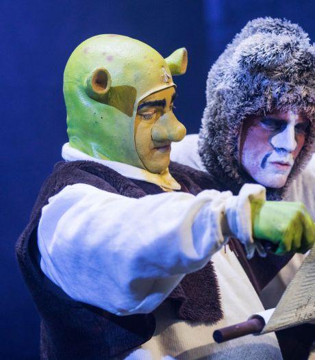 Mannen gezocht die Shrek willen spelen in een musical (en je hoeft niet eens op hem te lijken)