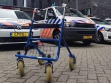 Man (73) met rollator mishandeld bij Hilversumse supermarkt