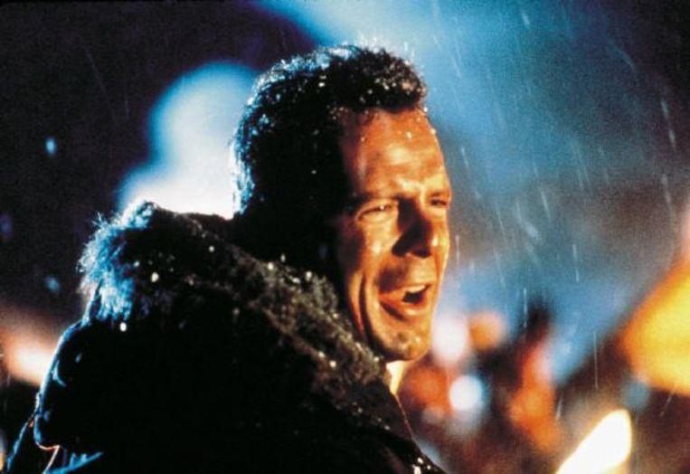 Bruce Willis in 'Die Hard 2'. Beeld Brunopress