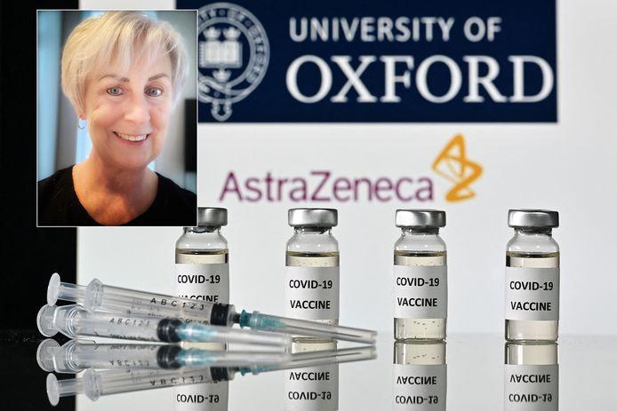 AstraZeneca-vaccins. Inzet: Arno Heesakkers.