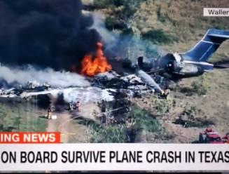 21 vliegtuigpassagiers komen in Texas met de schrik vrij nadat het helemaal foutloopt tijdens opstijgen