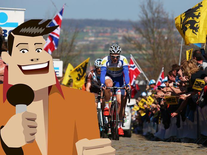 Quiz Ronde van Vlaanderen