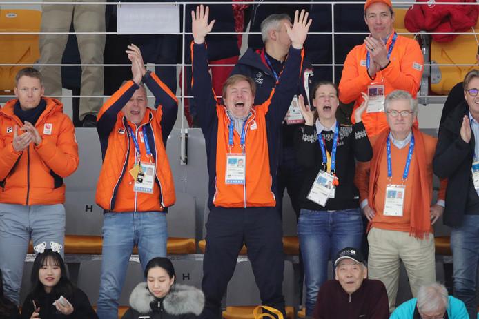 Willem-Alexander: 'niet gedistingeerd'