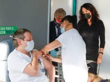L'appel à volontaires fait un tabac dans les centres de vaccination wallons