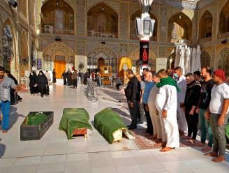 """Aanslag op begrafenisdienst in Irak eist minstens dertien doden: """"Allicht het werk van IS"""""""
