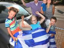 Nederlands gezin emigreert naar Griekenland
