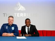 Voetballer van Alphense Boys gaat voor kans als prof bij Engelse club