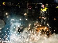 Politie: Ruim 9300 incidenten tijdens jaarwisseling