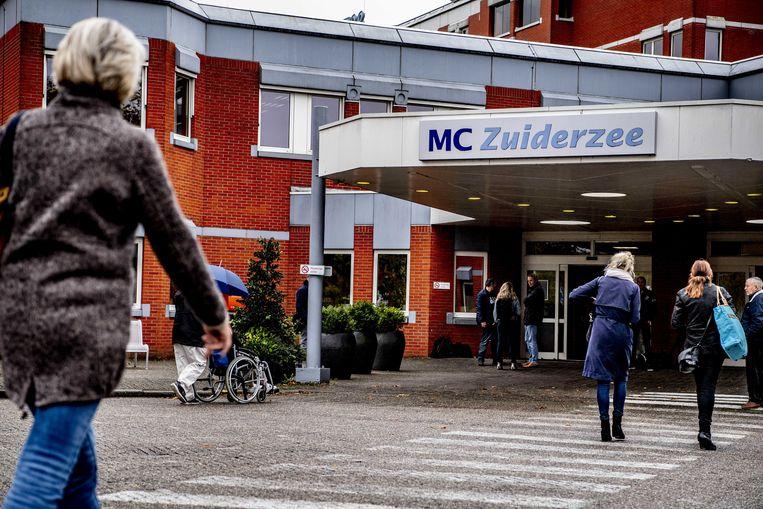 Het MC Zuiderzee-ziekenhuis in Lelystad.   Beeld ANP